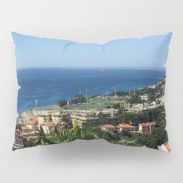 Seaside Coastal Villa Pillow Sham