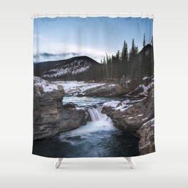 Elbow Falls Shower Curtain
