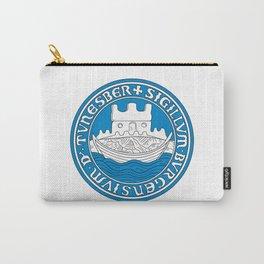 flag of Tønsberg Carry-All Pouch