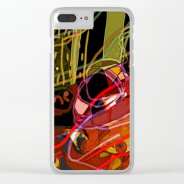 Camborio 2 Clear iPhone Case