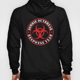Zombie Outbreak Responce Team Hoody