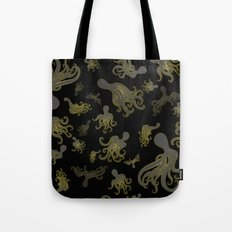 Baby Octopi Tote Bag