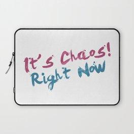 it's Chaos! Laptop Sleeve