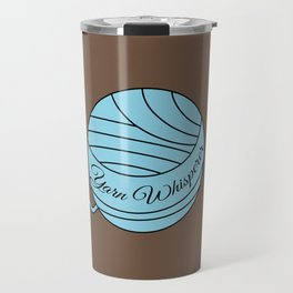 Yarn Whisperer (Multi-Crafter) Travel Mug
