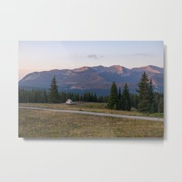Morning Van Metal Print