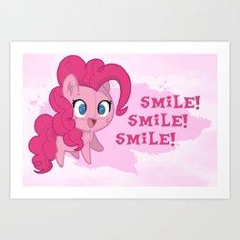 Pinkie Pie cutie Art Print