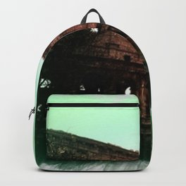 Sunset in Rome Backpack