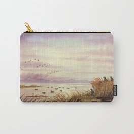 Duck Hunting Companions Carry-All Pouch