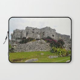Nature Inhabits The Ruins 2 Laptop Sleeve