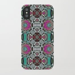 Hawaiian Garden 3 iPhone Case