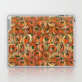 "Charles Rennie Mackintosh ""Roses and teardrops"" edited 6. Laptop & iPad Skin"