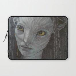 Neytiri from Avatar Laptop Sleeve