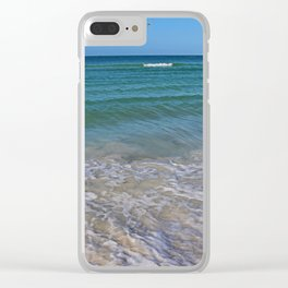 No Everyday Routine Clear iPhone Case