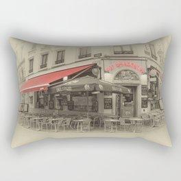 Au Brasseur Rectangular Pillow