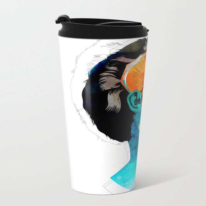 Anatomy [Ellis+Ford] Metal Travel Mug