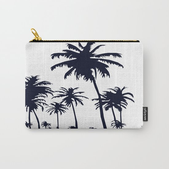 California Negative  Carry-All Pouch