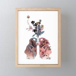 Lungs Framed Mini Art Print