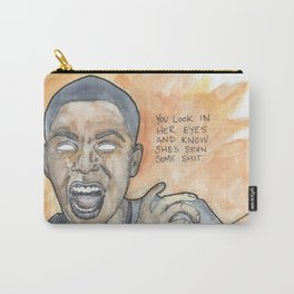 Poussey OITNB Carry-All Pouch