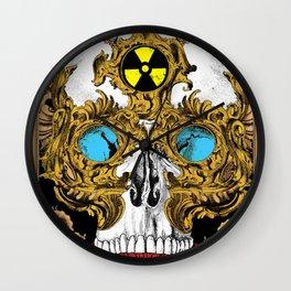 Atom Power Wall Clock