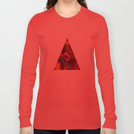 Geometry and Color Long Sleeve T-shirt