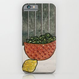 Fruit Frenzy iPhone Case