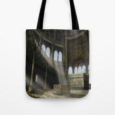 Sacrifices Temple Tote Bag