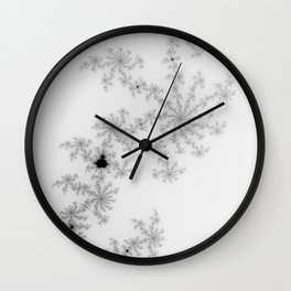 apple males Wall Clock