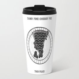 Twin Peaks - Damn Fine Cherry Pie Travel Mug