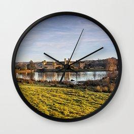 Leeds Castle Wall Clock