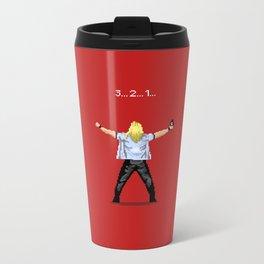 Y2J Metal Travel Mug