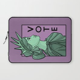 Vote Laptop Sleeve