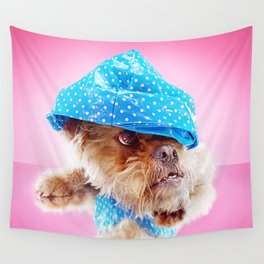 Super Pets Series 1 - Super Cosmo 4 Wall Tapestry