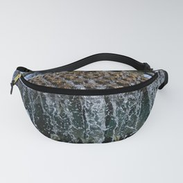 Pineapple Fountain Fanny Pack