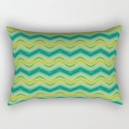 Grass Wave Rectangular Pillow