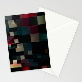 Patchwork V Stationery Cards