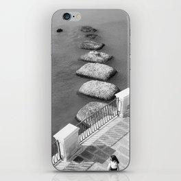 Promenade Ortigia iPhone Skin