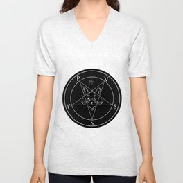 The Great Beast is a PVSSY Unisex V-Neck