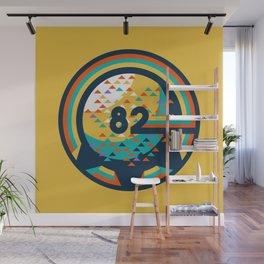 Spaceship 82 Wall Mural