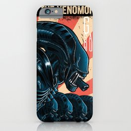 Join the Xenomorphs iPhone Case