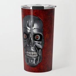 Terminator Monochrome Travel Mug