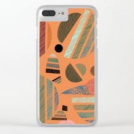 Serenité Clear iPhone Case