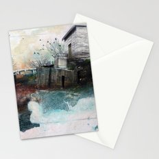 In A Fog Stationery Cards