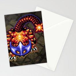 King Helmasaur Stationery Cards