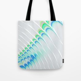 Rippled Arches Tote Bag