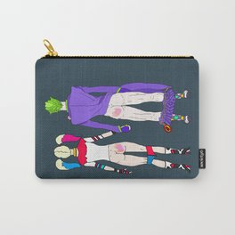 LOVE is no BUTT Joke Carry-All Pouch
