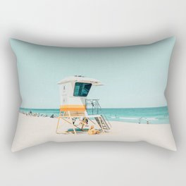 Aussie lifeguard Rectangular Pillow