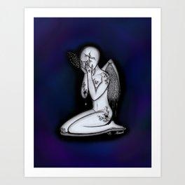 Abuse - She Used To Be Mine Art Print