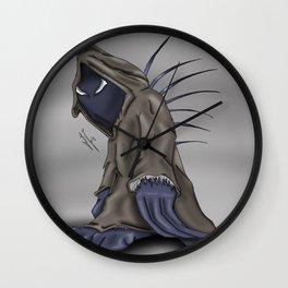 Dark Wanderer Wall Clock