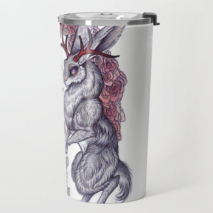 Rare Hearts Travel Mug