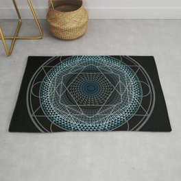 Portal in Consciousness Rug
